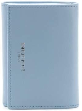 Emilio Pucci slim logo wallet