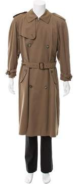 Christian Dior Double-Breasted Trench coat
