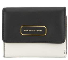 Marc by Marc Jacobs Marc Jacobs Bicolor Ligero New Billfold Wallet (New with Tags) - ONE COLOR - STYLE