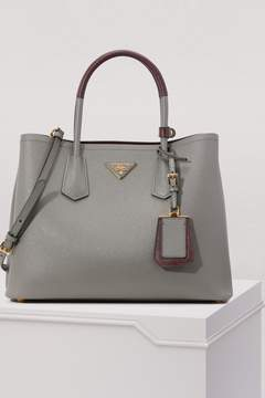 Prada Two-Tone Handbag
