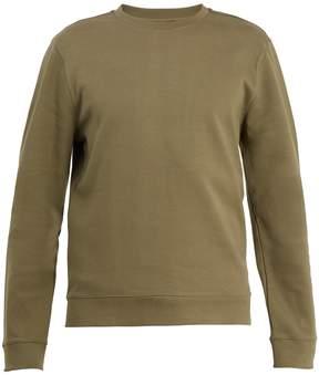 A.P.C. Quimper cotton sweatshirt
