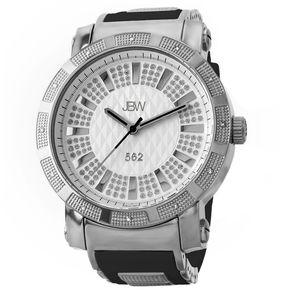 JBW 562 Mens 1/8 CT. T.W. Diamond Two-Tone Watch JB-6225-I