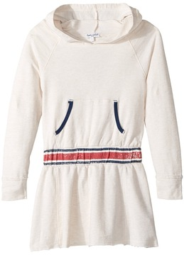 Splendid Littles Speckle Baby French Terry Sweatshirt Dress Girl's Dress