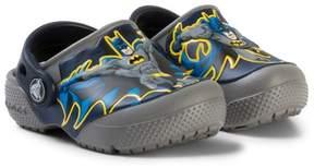 Crocs Grey FunLab Batman Clogs