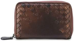 Bottega Veneta intrecciato purse wallet