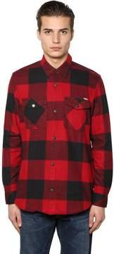 Carhartt Graham Cotton Twill Flannel Shirt