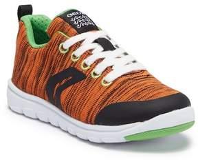 Geox Xunday Knit Sneaker (Little Kid)