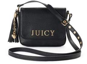 Juicy Couture Mini Flap Crossbody Bag
