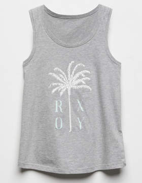 Roxy Sitting There Girls Tank Top