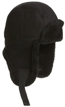 UGG Men's Genuine Shearling Trapper Hat