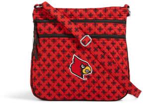 Vera Bradley Louisville Cardinals Triple Zip Hipster