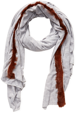 Donni Charm Women's Donni Comfy Fierce Long Scarf, 84 x 70