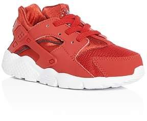 Nike Boys' Huarache Run Lace Up Sneakers - Walker, Toddler