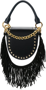 Sacai studded shoulder bag