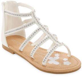 Arizona Audrey Girls Gladiator Sandals - Little Kids/Big Kids