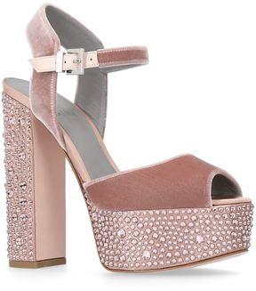 Gina Embellished Caudalie Sandals