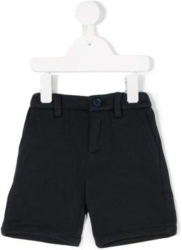 Emporio Armani Kids knitted tailored shorts
