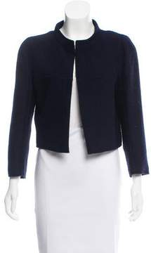 Courreges Structured Cropped Jacket