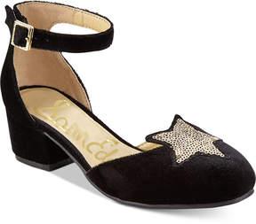 Sam Edelman Suellen Dress Shoes, Little Girls (11-3) & Big Girls (3.5-7)