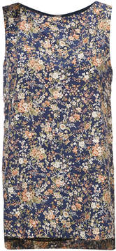 ADAM by Adam Lippes printed floral sleeveless tunic