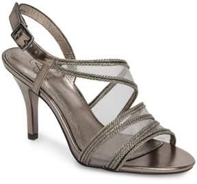 Adrianna Papell Adelphi Asymmetrical Mesh Sandal