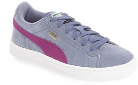 Puma Kid's Suede Sneaker