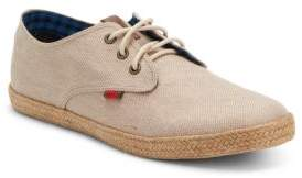 Ben Sherman Lace-Up Espadrille Sneakers