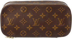Louis Vuitton Monogram Canvas Trousse Blush Gm Cosmetic Pouch