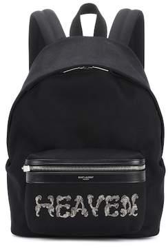 Saint Laurent City Mini backpack