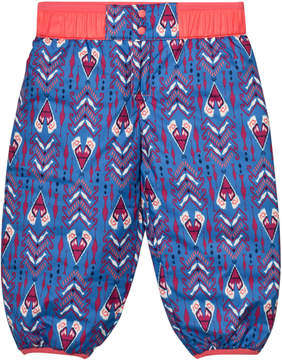 Patagonia Baby Reversible Puff-Ball Pants Tipikat: Oasis Blue
