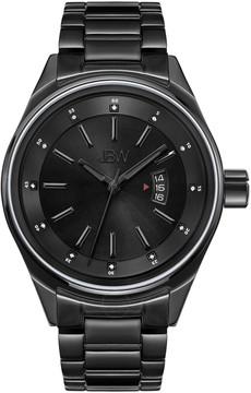 JBW Rook Black Dial Black IP Stainless Steel Men's Watch