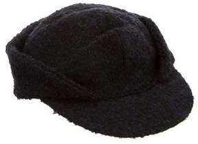 Paul Smith Bouclé Wool hat
