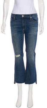 Black Orchid Mid-Rise Straight-Leg Jeans w/ Tags