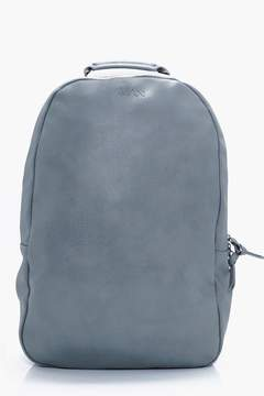 boohoo Leather Look Backpack