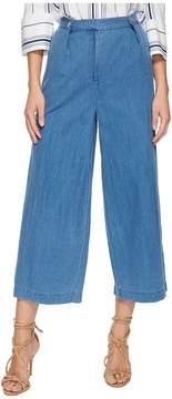 J.o.a. Pleated Wide Leg Pants Women's Dress Pants