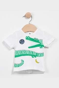 Catimini Printed Crocodile T-Shirt