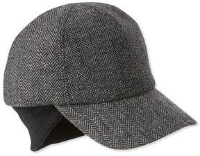 L.L. Bean Signature Wool Earflap Hunting Cap