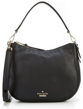 Kate Spade Jackson Street Small Mylie Hobo Bag - BLACK - STYLE