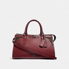 Coach Selena Bond Bag With Crystal Embellishment
