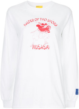 CITYSHOP graphic printed sweatshirt