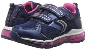 Geox Kids Android 16 Girl's Shoes