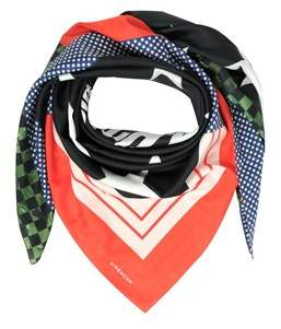 Givenchy Men's Multicolor Silk Foulard.