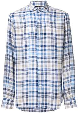 Orian checked shirt