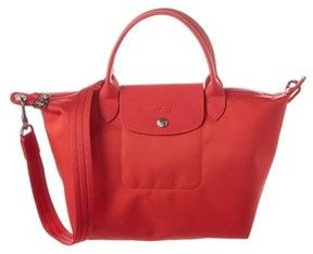 Longchamp Le Pliage Neo Small Top Handle. - PEONY - STYLE