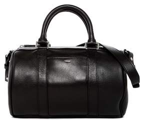 Shinola Small Leather Duffel Bag