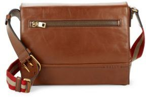 Bally Leather Crossbody Bag
