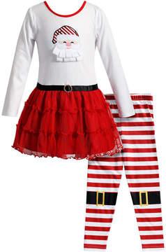 Youngland Kahn Lucas Girls' Legging Set