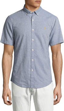 Farah Men's Steen Slim Sol Sportshirt