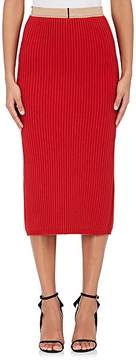 CALVIN KLEIN 205W39NYC Women's Wool-Cashmere Pencil Skirt