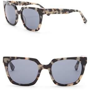 Joe's Jeans Retro 55mm Sunglasses